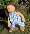 Doll 36 cm NANNA