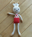 RABBIT cuddly toy 36 cm