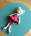 Mouse cuddly toy 32 cm