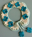 Collar flowers COLETTE